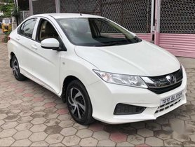 Honda City S MT DIESEL, 2016, Diesel for sale