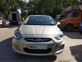 Hyundai Verna AT 2012 for sale