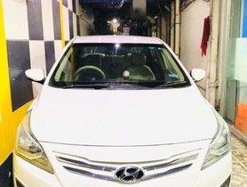 Hyundai Fluidic Verna 1.4 VTVT, 2015, Petrol AT for sale