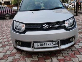 Used 2017 Maruti Suzuki Ignis MT for sale