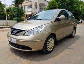Tata Manza Aura + Quadrajet BS-IV, 2011, Diesel MT for sale