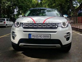 2017 Land Rover Discovery MT for sale