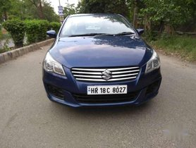 Maruti Suzuki Ciaz VDi SHVS Optional, 2017, Diesel MT for sale