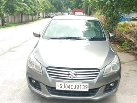 Maruti Suzuki Ciaz ZDi+ SHVS, 2017, Diesel MT for sale