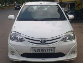 Used Toyota Etios MT for sale at low price