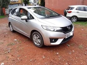 Used Honda Jazz V CVT AT car at low price