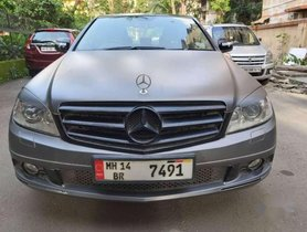 Mercedes-Benz C-Class 200 K Elegance AT, 2009, Petrol for sale