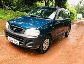 2011 Maruti Suzuki Alto AT for sale at low price