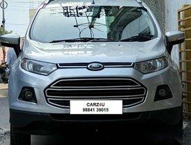 Ford Ecosport EcoSport Titanium 1.5 Ti VCT AT, 2015, Petrol for sale
