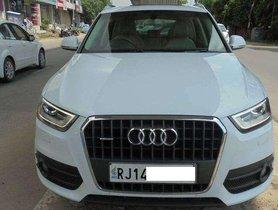Audi Q3 2.0 TDI Quattro, 2015, Diesel AT for sale