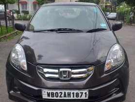 Honda Amaze 1.2 EX i-VTEC, 2015, Petrol MT for sale