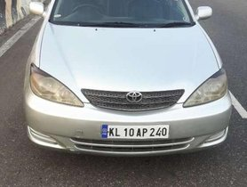 Toyota Camry W3 MT, 2004, Petrol for sale