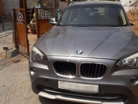 Used BMW X1 sDrive20d Expedition 2012 AT for sale
