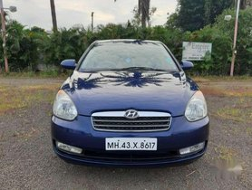 Used Hyundai Verna CRDi SX ABS 2009 MT for sale
