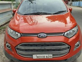 Ford Ecosport Titanium 1.0 Ecoboost Plus BE, 2013, Diesel AT for sale