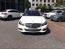 Mercedes-Benz E-Class E250 CDI BlueEfficiency, 2015, Diesel AT for sale