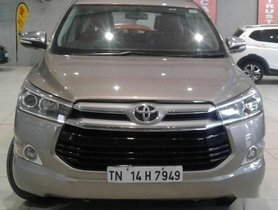 Used Toyota Innova Crysta AT for sale at low price