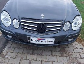 Used 2009 Mercedes Benz E Class AT for sale