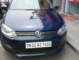 Volkswagen Polo Comfortline Petrol, 2014, Petrol MT for sale