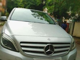 2013 Mercedes Benz B Class Diesel AT for sale