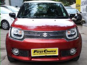 Used Maruti Suzuki Ignis MT for sale