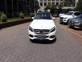 Mercedes-Benz C-Class 220 BlueEfficiency, 2015, Diesel AT for sale