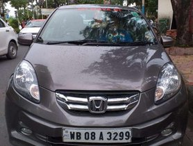 Honda Amaze 1.2 VX i-VTEC, 2015, Petrol MT for sale