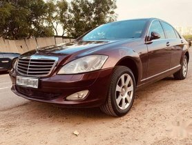 2007 Mercedes Benz S Class AT for sale at low price