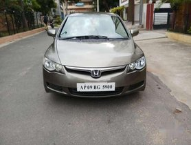 Honda Civic 1.8V MT, 2007, Petrol for sale