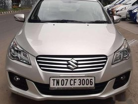 Maruti Suzuki Ciaz, 2016, Diesel MT for sale