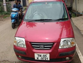 Used Hyundai Santro Xing MT for sale at low price