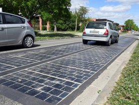 Road Built From Solar Panels Turns Out To Be A Massive Engineering Fail