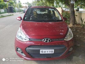 Hyundai Grand I10 i10 Sportz 1.2 Kappa VTVT, 2016, Petrol MT for sale