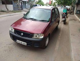 Maruti Suzuki Alto LXi BS-IV, 2009, Petrol MT for sale
