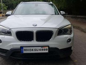 2014 BMW X1 sDrive20d AT for sale at low price