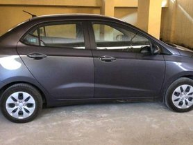 Used Hyundai Xcent MT car at low price