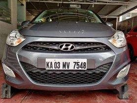 Hyundai I10 i10 Sportz 1.2 Kappa2, 2015, Petrol MT for sale