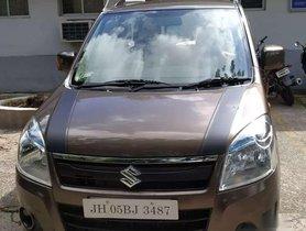Used Maruti Suzuki Wagon R VXI MT car at low price
