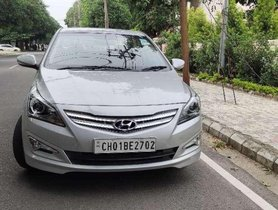 Hyundai Verna Fluidic 1.6 CRDi SX Opt AT, 2015, Diesel for sale