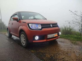 Maruti Suzuki Ignis MT 2018 for sale