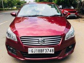 Maruti Suzuki Ciaz MT 2016 for sale