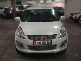 Maruti Suzuki Swift VDi BS-IV, 2016, Diesel MT for sale
