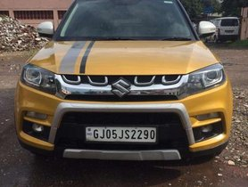 Used Maruti Suzuki Vitara Brezza ZDi MT car at low price