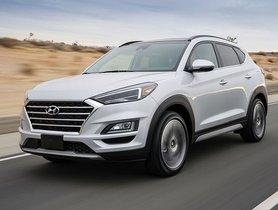 Hyundai Tucson Facelift To Arrive This Diwali