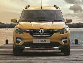 Renault Triber To Be Offered With AMT Option Next Year