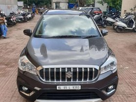 Maruti Suzuki S-Cross Zeta 1.3, 2018, Diesel MT for sale