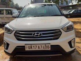 Used Hyundai Creta MT car at low price