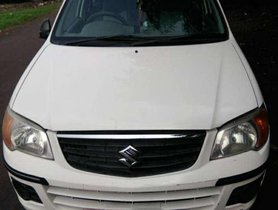 Used Maruti Suzuki Alto K10 LXI MT car at low price