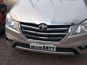 Toyota Innova 2.5 V 8 STR, 2012, Diesel MT for sale