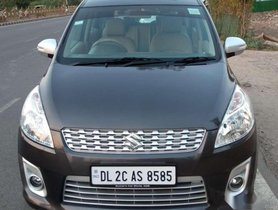 Maruti Suzuki Ertiga VDi, 2014, Diesel MT for sale